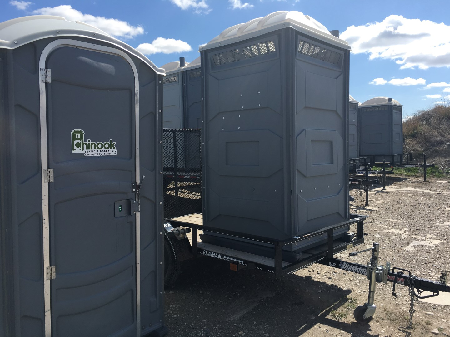 Chinook Septic and Bobcat Ltd  | Your septic system specialists